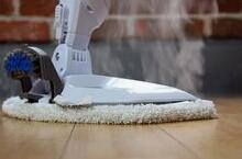 steam mop to clean floor