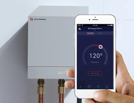 choosing smart water heaters