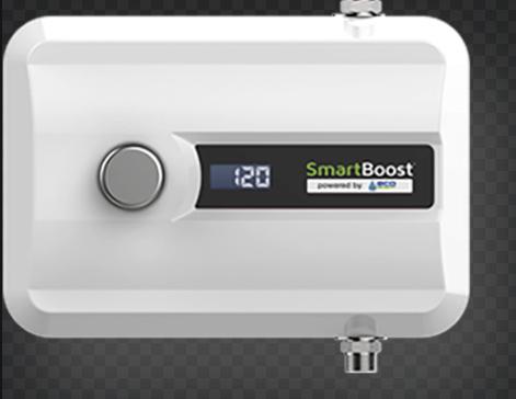 benefits of smart water heater