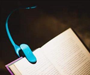 best clip on book light