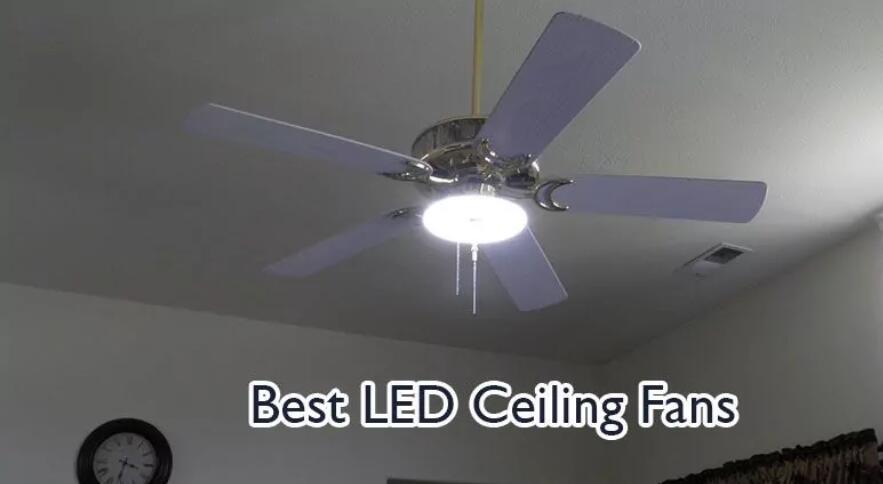 best led ceiling fans