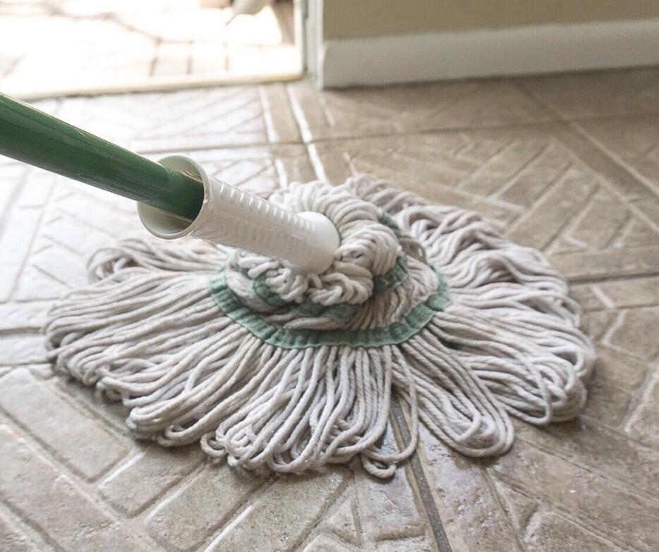 mop impact on floors